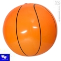Balon de basquet hinchable 25cm 35% DTO