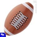 Balon de rugby hinchable football 35% DTO