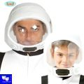 Casco astronauta espacial Huoston