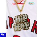 Hip Hop collar rapero dj breakdance