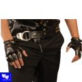 Guantes Heavy rock punk remaches sado