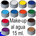Maquillaje al agua profesional Grimas Water Make-up 15 ml