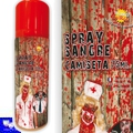 FX sangre en spray para los disfraces 75 ml.