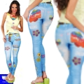 Leggins Pantalón Hippie leggings