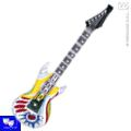 Guitarra hinchable electrica funky rock