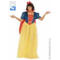 Disfraz Blancanieves XL Largo
