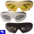 Gafas Metalizadas DJ Rock Domino